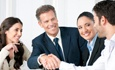 Entrevistas, reuniones y presentaciones.